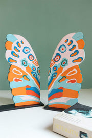 Butterfly Bookend (Blue)