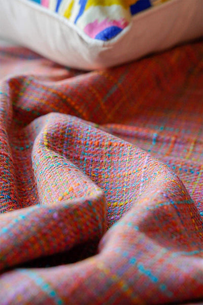 Buy Candyland Tweed Upholstery (Multi-Colored) Online | Freedomtree.in