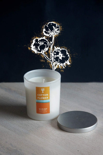 Natural Soy Wax Scented Candle And Artisanal Scented Fragrance Design