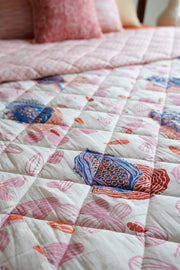 Elae Quilt (Multi-Colored)