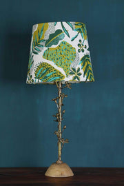 Flower Table Lamp (Gold)