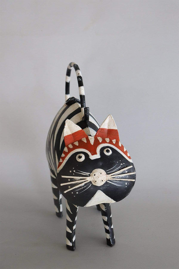 Buy Kitty Watering Can (Black/White) Online | Freedomtree.in