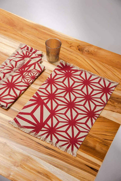 Buy Kiwach Table Mat (Set Of 4) Online | Freedomtree.in