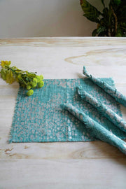 Buy Konnoi Raffia Table Mat (Set Of 4) Online | Freedomtree.in