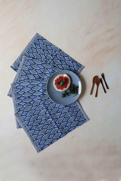 Buy Lakka Table Mat (Set Of 4) Online | Freedomtree.in