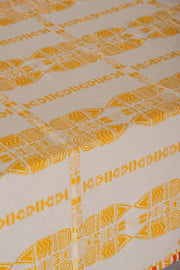 Buy Madia Fine Table Cover (Yellow) Online | Freedomtree.in