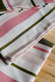 Buy Meadows Stripe Dinner Napkin (Set Of 4) Online | Freedomtree.in