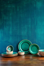 Buy Midori Dinner Plate (Set Of 2) Online | Freedomtree.in