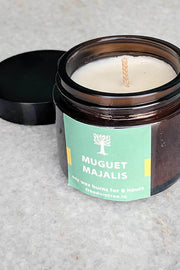 Natural Soy Wax Scented Candle And Artisanal Scented Fragrance Style