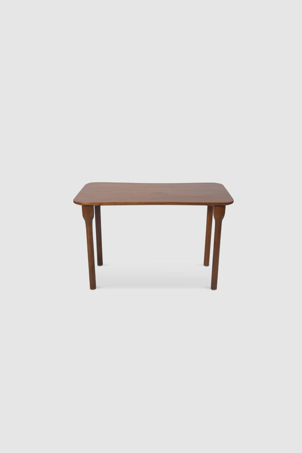 Nara Teak Wood Nesting Table