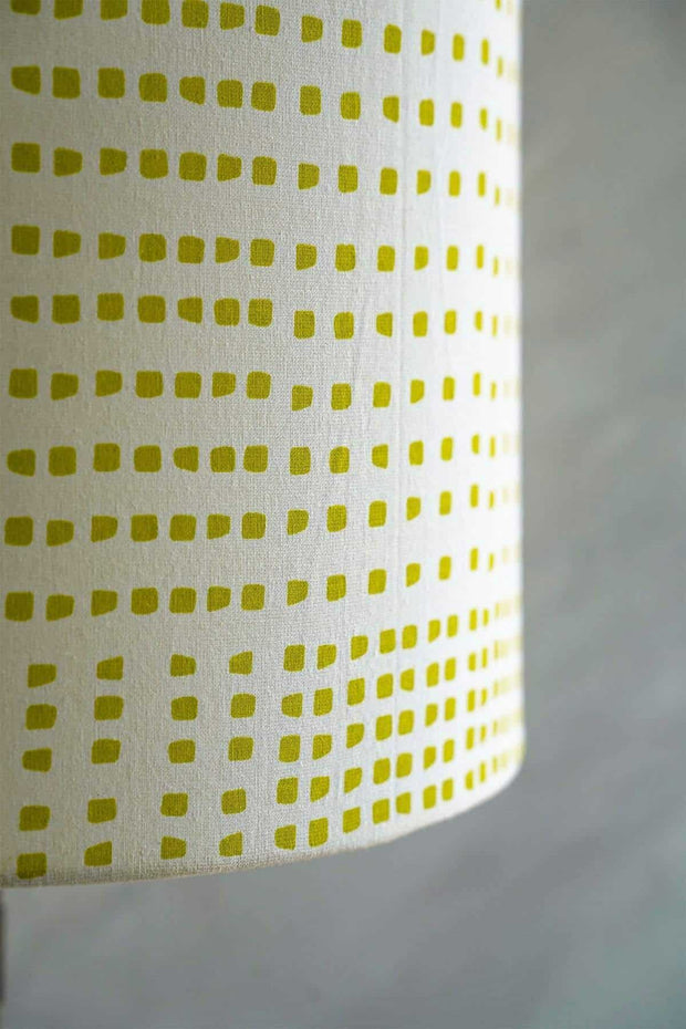 Buy Parel Neon Taper Lampshade (Neon Yellow) Online | Freedomtree.in