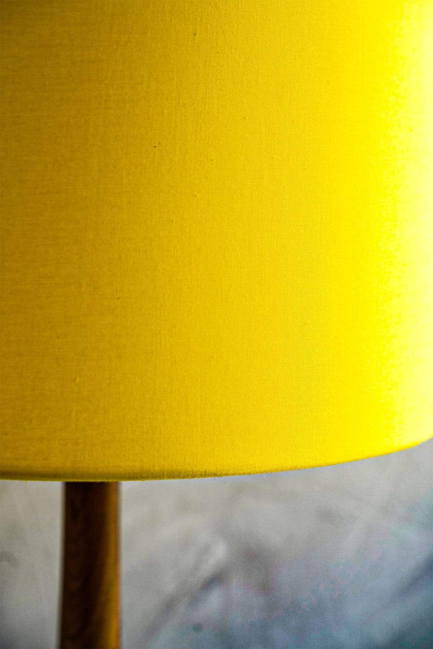 Buy Solid Taper Lampshade (Lime) Online | Freedomtree.in