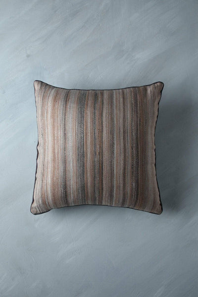 Buy Strata Earthy (18 X 18 In) Cushion Cover (Multi-Colored) Online | Freedomtree.in