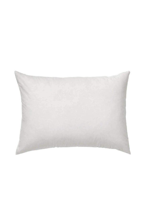 Poly Fill Cushion Filler In White Shade