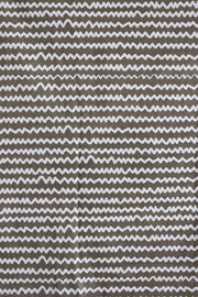 Worli Water Charcoal Printed Rug