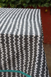 Buy Worli Water Table Cover (Charcoal) Online | Freedomtree.in