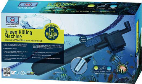 Aa Aquarium Inc. - Green Killing Machine Internal Uv Sterilizer Kit