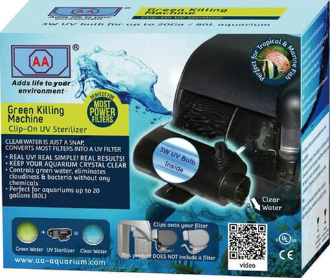 Aa Aquarium Inc. - Green Killing Machine Internal Uv Kit
