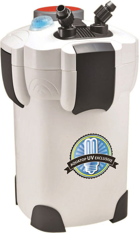 Aquatop Aquatic Supplies - 5 Stage Canister Filter With Uv Sterilizer
