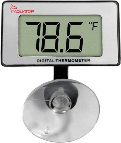 Aquatop Aquatic Supplies - Submersible Thermometer With Digital Display