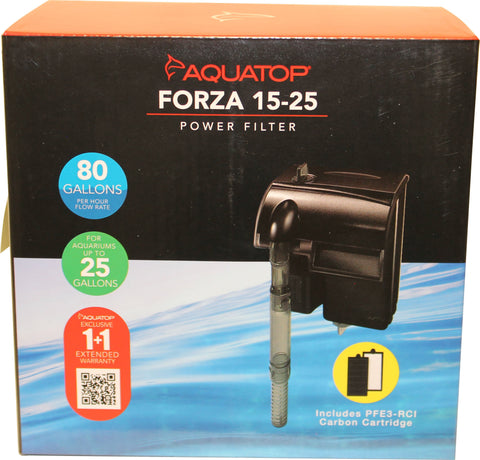 Aquatop Aquatic Supplies - Forza Power Filter