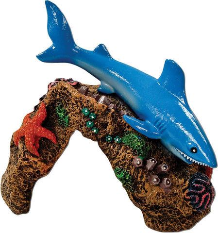Blue Ribbon Pet Products - Exotic Environments Great White Shark