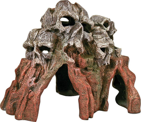 Blue Ribbon Pet Products - Exotic Environments Skull Mountain