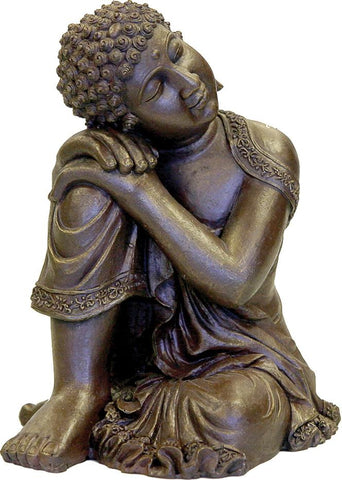 Blue Ribbon Pet Products - Exotic Environments Resting Buddha Statue