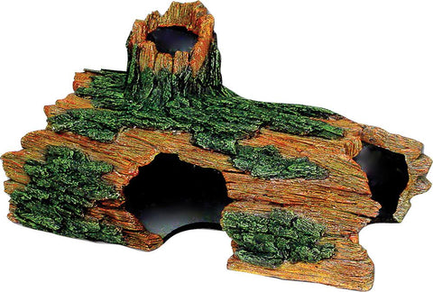 Blue Ribbon Pet Products - Exotic Environments Hollow Log