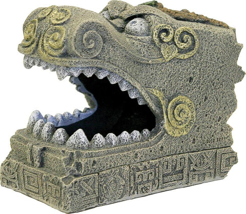 Blue Ribbon Pet Products - Exotic Environments Serpent Head Tomb