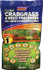 Bonide Fertilizer - Crabgrass & Weed Preventer For Lawns