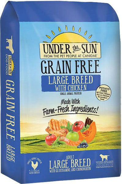 Canidae - Under The Sun - Under The Sun Grain Free Large Breed Dry Dog Food
