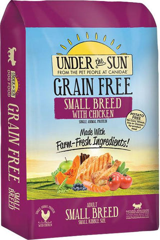 Canidae - Under The Sun - Under The Sun Grain Free Small Breed Dry Dog Food