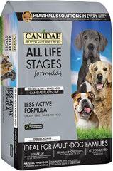 Canidae - All Life Stages - Canidae All Life Stages Platinum Less Active Food