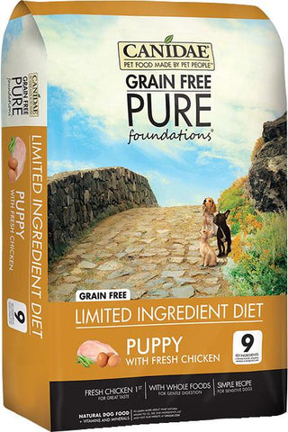 Canidae - Pure - Canidae Pure Foundations Puppy Formula Dry Food