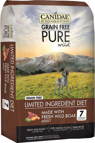 Canidae - Pure - Canidae Pure Wild Formula Dry Dog Food