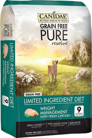 Canidae - Pure - Canidae Pure Resolve Weight Management Dry Food