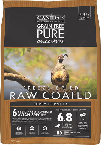 Canidae - Pure - Canidae Pure Ancestral Raw Coated Puppy Dry Food