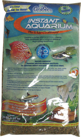 Caribsea Inc - Instant Aquarium Peace River Sand (Case of 2 )
