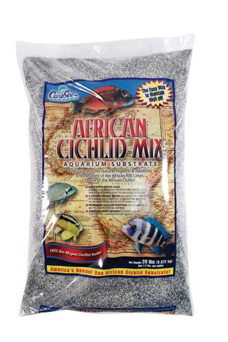 Caribsea Inc - African Cichlid Mix Aquarium Substrate (Case of 2 )