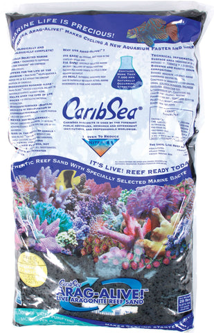 Caribsea Inc - Arag-alive Reef Sand Hawaiian (Case of 2 )