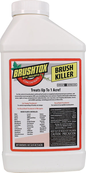 Ragan And Massey Inc - Brushtox Brush Killer Concentrate