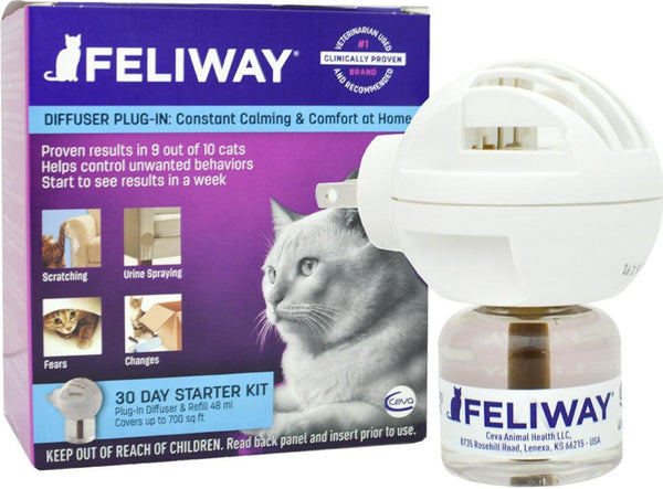 H&c Animal Health-Feliway Starter Kit