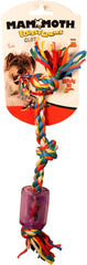 Mammoth Pet Products - Cloth Squeaky Rope Tpr
