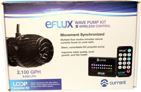 Current Usa Inc. - Eflux Wave Pump Kit Loop Compatible