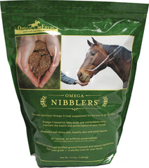 Omega Fields         D - Omega Nibblers Horse Supplement