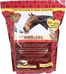 Omega Fields         D - Omega Nibblers Low Sugar And Starch