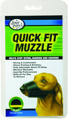 Four Paws Products Ltd - Quick Fit Dog Muzzle