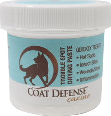 Coat Defense - Trouble Spot Dog Drying Paste