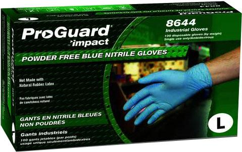 Impact Products Llc - Nitrile Powder Free Glove